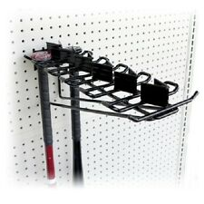 (3) ea Southern Imperial 225665 Pegboard 12 Baseball Bat Storage Rack / Bracket