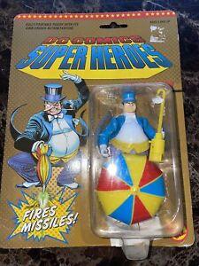DC COMICS SUPER HEROES THE PENGUIN 1989 Figure **COLLECTORS ITEM** **VINTAGE**