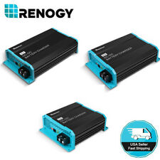 Renogy 20A 40A 60A DC-DC Battery Charger Marine RV Van Dual Battery Maintainer