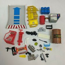 Toy Cars & Trains Broken Bits and Pieces & Accessories Lot Assorted Scales
