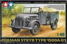 1/48 Tamiya 32549 - German Truck Steyr Type 1500A/01 TypePlastic Model Kit