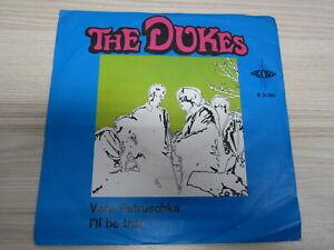 Single /  The Dukes  – Vera Petruschka / DE PRESS / RARITÄT / 1969 / BEAT /