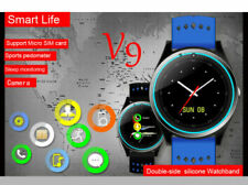 Smart Watch Sim Phone Bluetooth Android iPhone HD Camera Touch Screen Pedometer