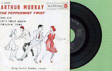 ARTHUR MURRAY / The Peppermint Twist - The Fly / RCA 3-20339 Press Spain 1962 EX