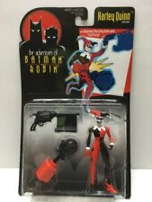 The Adventures of Batman and Robin : Harley Quinn - 1997 Kenner Action Figure