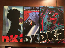 DARK KNIGHT STRIKES AGAIN COMIC SET # 1 2 3 FRANK MILLER BATMAN DC COMICS