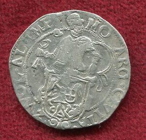 1639 Netherlands, Lion Taler Thaler Leeuwendaalder Löwentaler Silber Silver coin