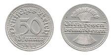 50 Pfennig 1919 A