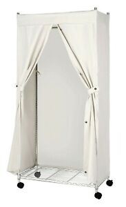 Canvas Cover Only for Whitmor 6462-38 Supreme Garment Rack (sold separately)(14C