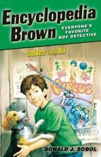 Encyclopedia Brown #05 Solves Them All (Paperback or Softback)