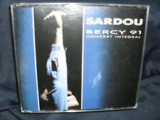 MICHEL SARDOU-BERCY 91 concert intégral - 2cds