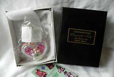 Christopher Radko CUPIDS SURPRISE VALENTINE HEART GLASS ORNAMENT February 2002