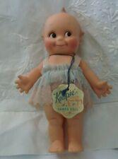 Vintage Cameo Kewpie Doll w Hang Tag