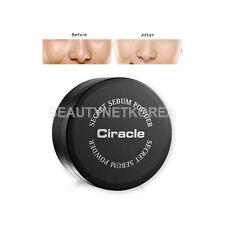 [CIRACLE] Secret Sebum Powder 5g - BEST Korea Cosmetic [MAKE UP]