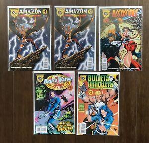 Amalgam Comics complete set of #1 issues VF/NM