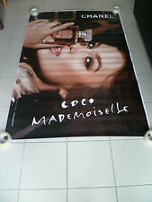 AFFICHE CHANEL COCO KEIRA KNIGHTLEY 4x6 ft Shelter Original Fashion Poster