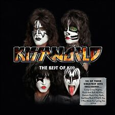 Kiss - Kissworld - Very Best Of - CD NEW & SEALED   Kiss World  2017