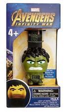 BulbBotz 2021845 Kids Marvel Hulk Digital Wrist Watch