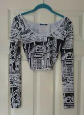 Womens Star Wars Rey T Shirt Top Printed Casual Slogan Vintage Print Gift Ladies