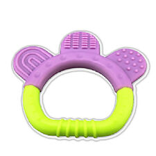 Activity Ring Round Teether Rattles Baby Rattle Teether 6 Months Easy Grip Toy