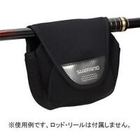 Shimano reel case reel guard [for spinning] PC-031L black S 785794 Japan