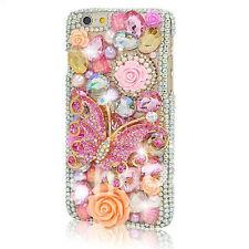Glitter Luxury Bling Diamonds TPU Soft Shell back phone Case Cover Skin #7