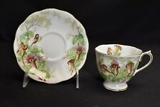 Royal Albert Jack-In-A-Pulpit Cup & Saucer