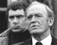 The Professionals (TV) Gordon Jackson, Lewis Collins 10x8 Photo