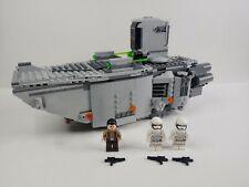 LEGO First Order Transporter 75103 STAR WARS Complete 3/7 Figures No Manual