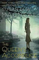 The Queen's Accomplice (Maggie Hope Mysteries) by MACNEAL, SUSAN ELIA Book The