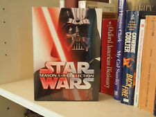 Star Wars Saga Movie Episodes Season 1-9 Complete DVD(15Disc Set) Fast shipping!