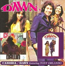DAWN - CANDIDA/DAWN FEATURING TONY ORLANDO * NEW CD