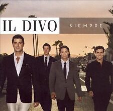 (CD) IL Divo - Siempre