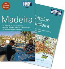 DuMont direkt Reiseführer Madeira mit Faltplan 3. Auflage 2015 statt 9,99 nur..