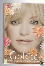 A LOTUS GROWS IN THE MUD- GOLDIE HAWN FLAT SIGNED 1ST-HB--VERY GOOD CONDITION