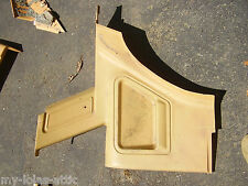 1978 Mercury Cougar Interior Backseat Side Panel - Passenger Side