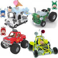 ODDBODS Cars Pogo Fuse Zee Bebbles Playsets Character assortiment RP2 Global