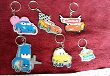 Pixar Cars Keyring Collection
