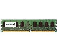 Memoria crucial Ct25664aa667 2GB DDR2 667mhz