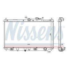 NISSENS Radiator 622831 FOR Accord 600 Aerodeck Genuine Top Quality