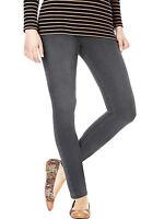 M&S Marks & Spencers jeggings womens Petite Pull On Denim Jeggings leggings