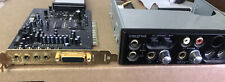 PACK-Creative Labs Sound Blaster SB0250 X-FI Hub Controller + SB0460 SOUND CARD