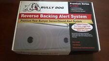 NEW Bullydog P-1301 Premium Reverse Vehicle Backing Alert System 8FT detection G