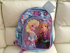Disney Store Exclusive Frozen Elsa & Anna Mochila Bolso Nuevo ** Aspecto **