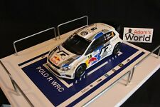 QSP Diorama 1:18 VW Rally Team Service (comes without car) type Polo WRC