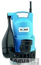 HOMA Bully C140 WASchmutzwasser Tauchpumpe mit Schwimmerschalter 6500 l/h