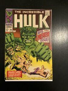 Marvel Comics The Incredible Hulk # 102