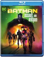 Batman: Assault on Arkham [New Blu-ray] With DVD, Full Frame, UV/HD Digital Co