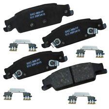 Disc Brake Pad Set-Stop Ceramic Brake Pad Rear Bendix SBC922