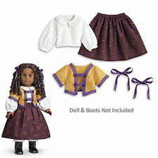 "American Girl CECILE PARLOR OUTFIT for 18"" Doll Marie-Grace Retired Clothes NEW"